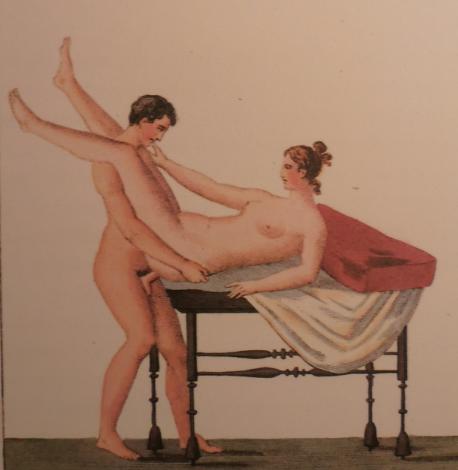 Femme aime sexe anal
