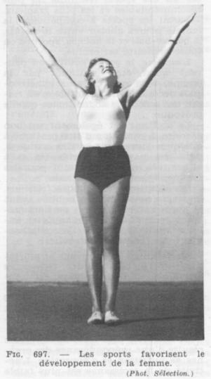 Article «Femme», Larousse médical, 1979.
