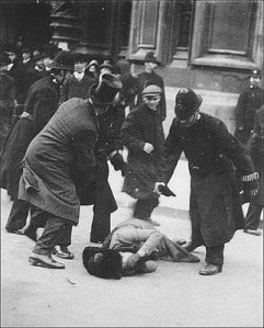 Londres: novembre 1910.