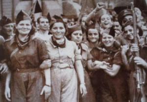 Miliciennes 1936
