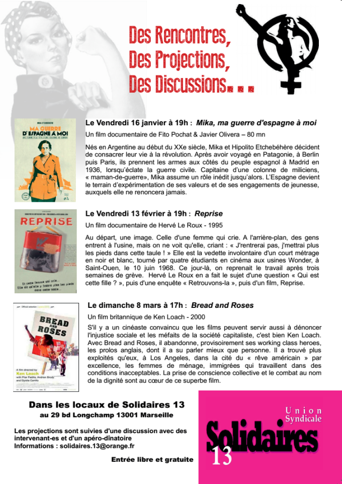 rencontres solidaires 2015