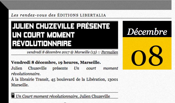 Ce week-end, deux rendez-vous rouges à Marseille: la création du PCF, et un curé Enragé dans la Révolution dans - DATE A RETENIR